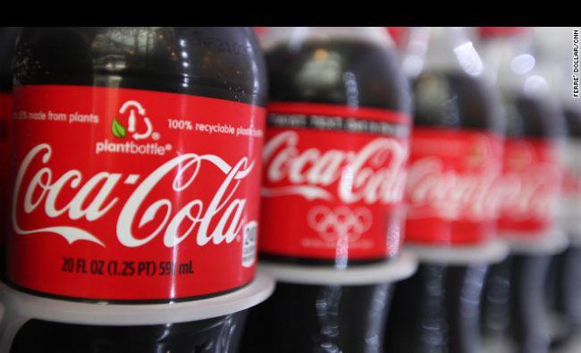 Coca-Cola pregătește o nouă băutură sănătoasă