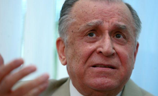 Ion Iliescu rămâne fără pensie specială! Câți bani pierde fostul președinte
