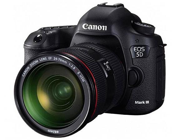 Canon EOS 5D Mark III, premiat de TIPA