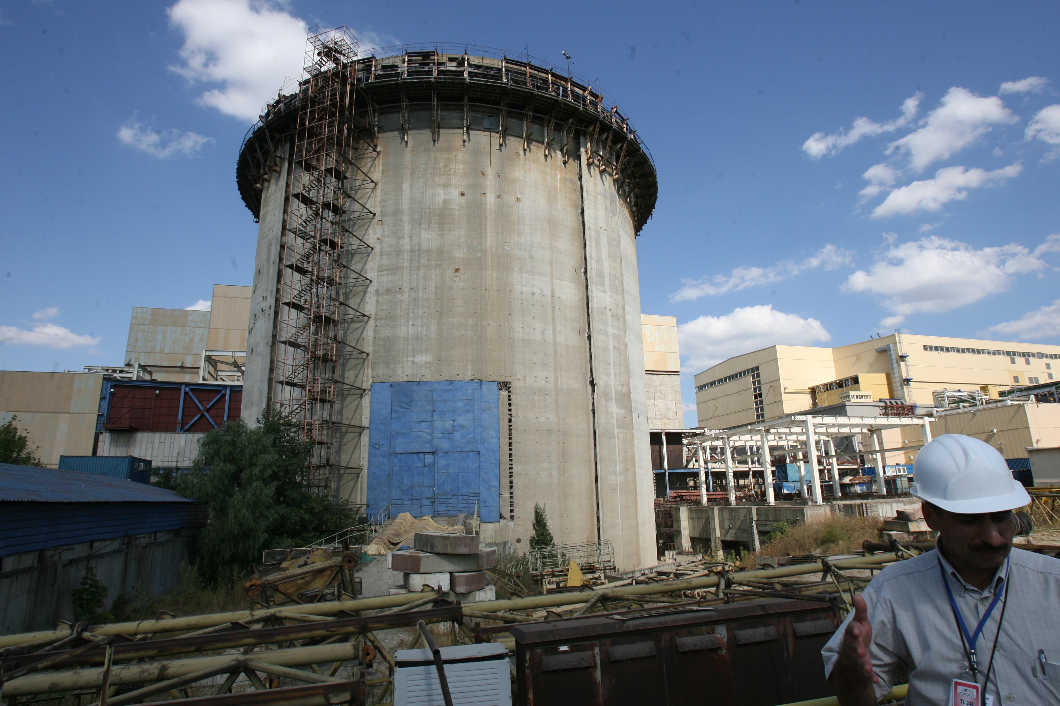 Firma canadiană Candu, în negocieri pentru construcţia primei centrale nucleare din Turcia