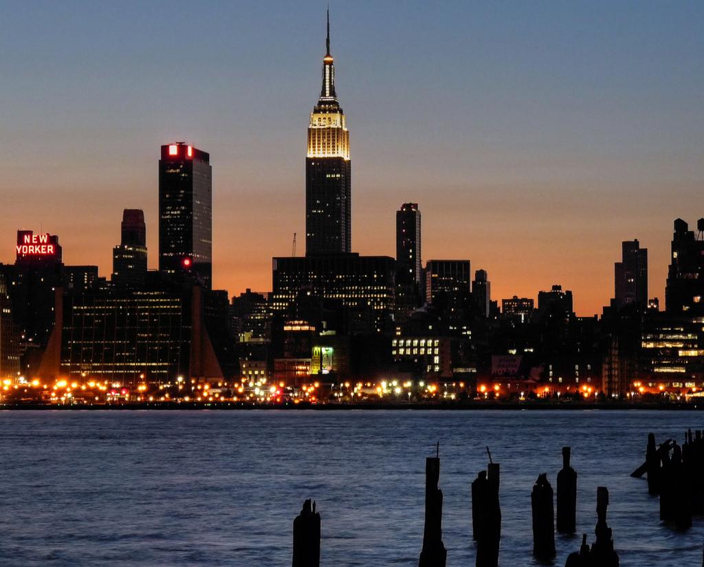 Cele mai înalte clădiri din istoria New York