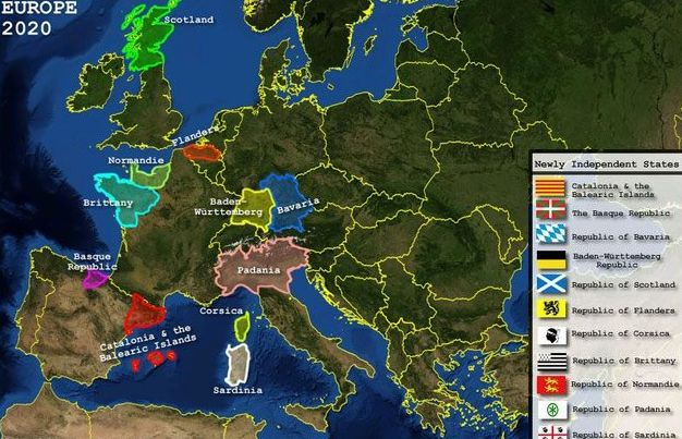 Două state noi pe harta Europei în 2014?