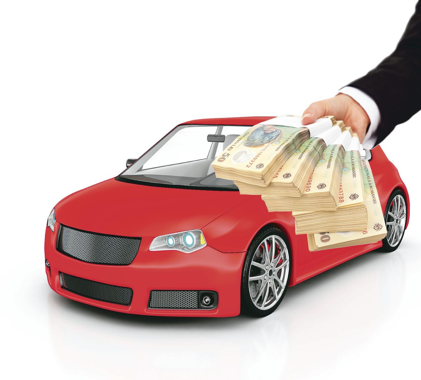 Finanţările în leasing virează de la euro spre lei, forţate de BNR