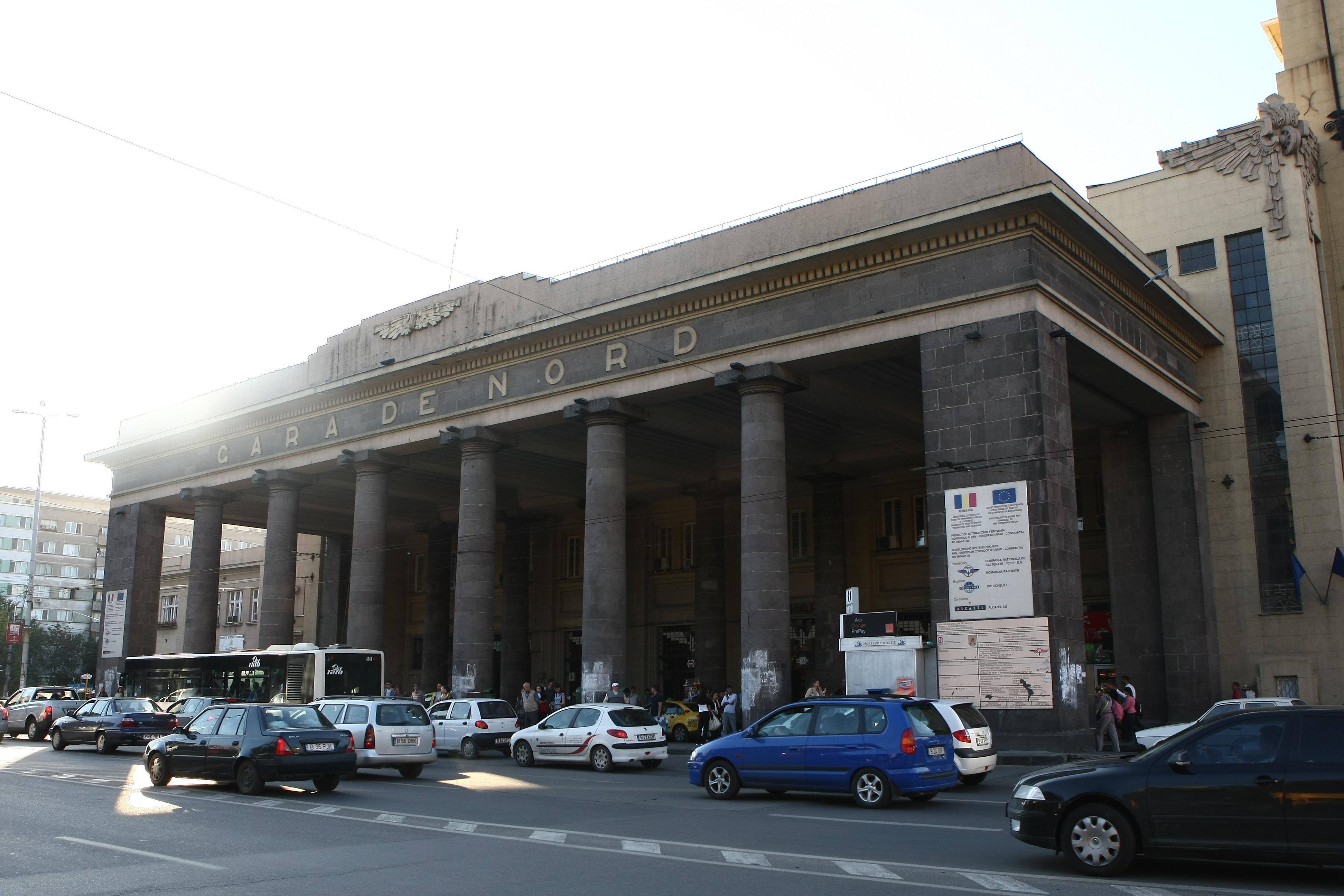 Compania româno-belgiană care va dezvolta Gara de Nord va fi înfiinţată în 2012
