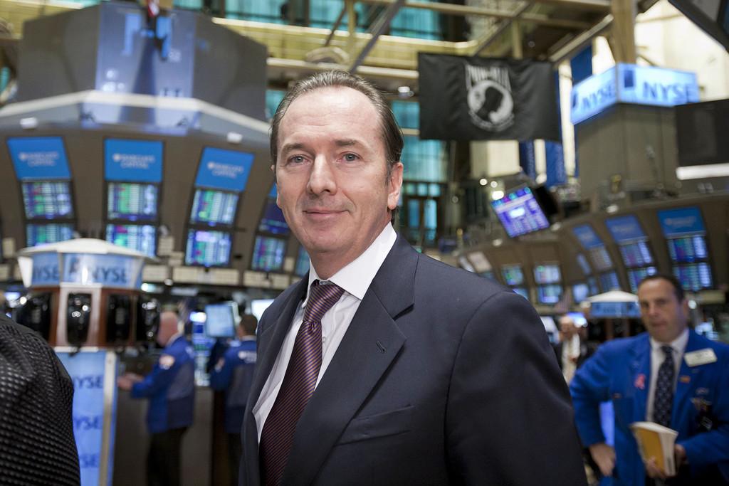 """Şeful Morgan Stanley a primit, în 2011, """"doar"""" 13 milioane de dolari"""