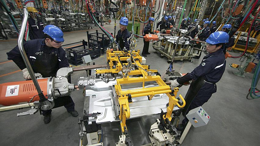 Ford va construi cea de-a treia uzină în China