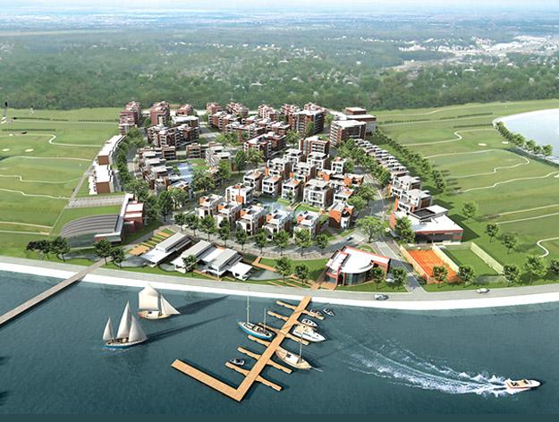 Exclusiv. Mai există şi veşti bune în imobiliare. Proiectul Green Lake de pe lacul Griviţa aproape a ieşit din insolvenţă