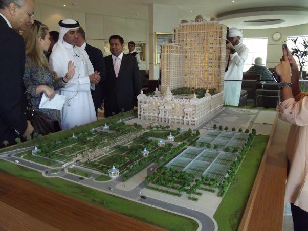 Începe construcția celui mai mare hotel din Dubai