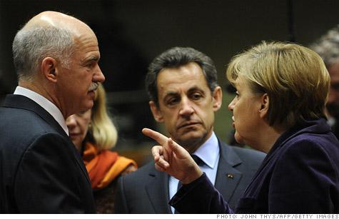 Lupta pentru Grecia: Nevoia de Germania
