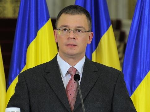 Premierul l-a eliberat pe Mihai Cristian-Sebastian din funcţia de vicepreşedinte al ANRP