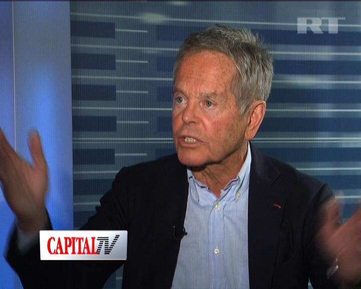 """Simon Murray: """"Americanii au probleme imense! Întreaga datorie a SUA e probabil de 40 de trilioane de dolari!"""""""