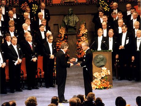 Premiile Nobel pe 2012 vor fi anunţate între 8 şi 15 octombrie
