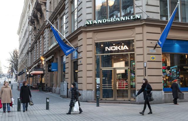 Fitch pune Nokia în categoria junk, nerecomandat pentru investiţii