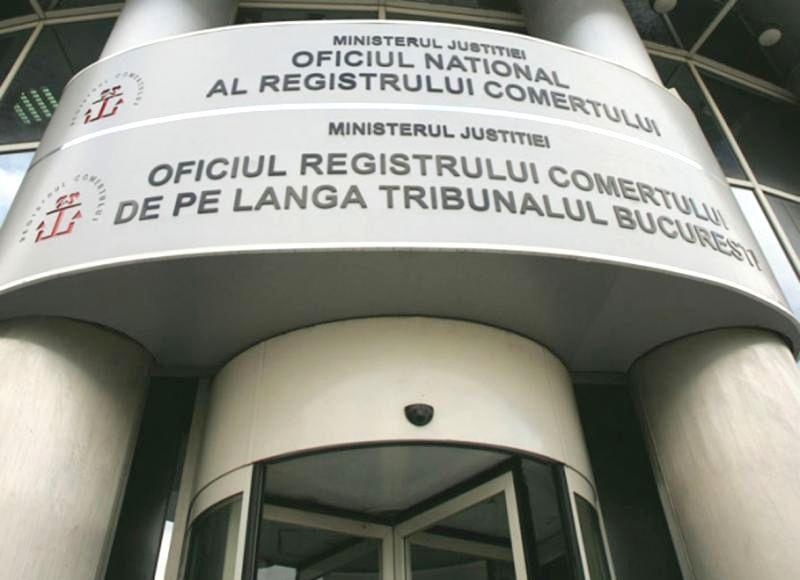 ONRC: Peste 23.000 de firme au fost dizolvate în 2013