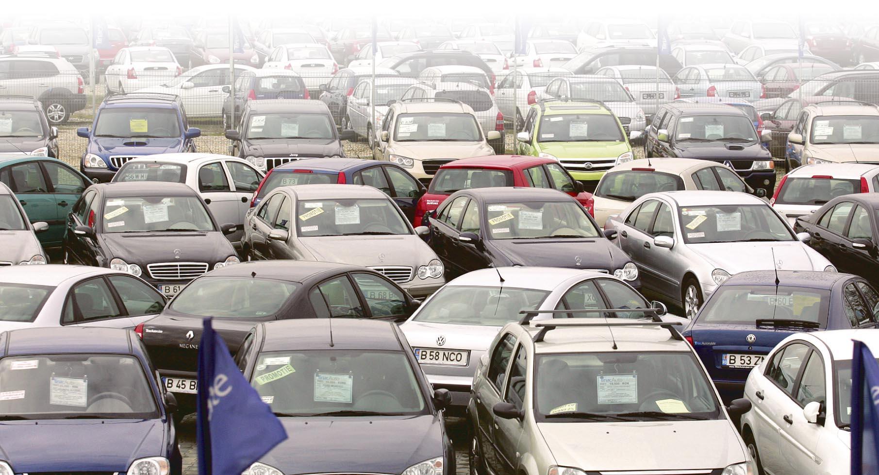 Vezi cum se va simplifica înmatricularea mașinilor în UE