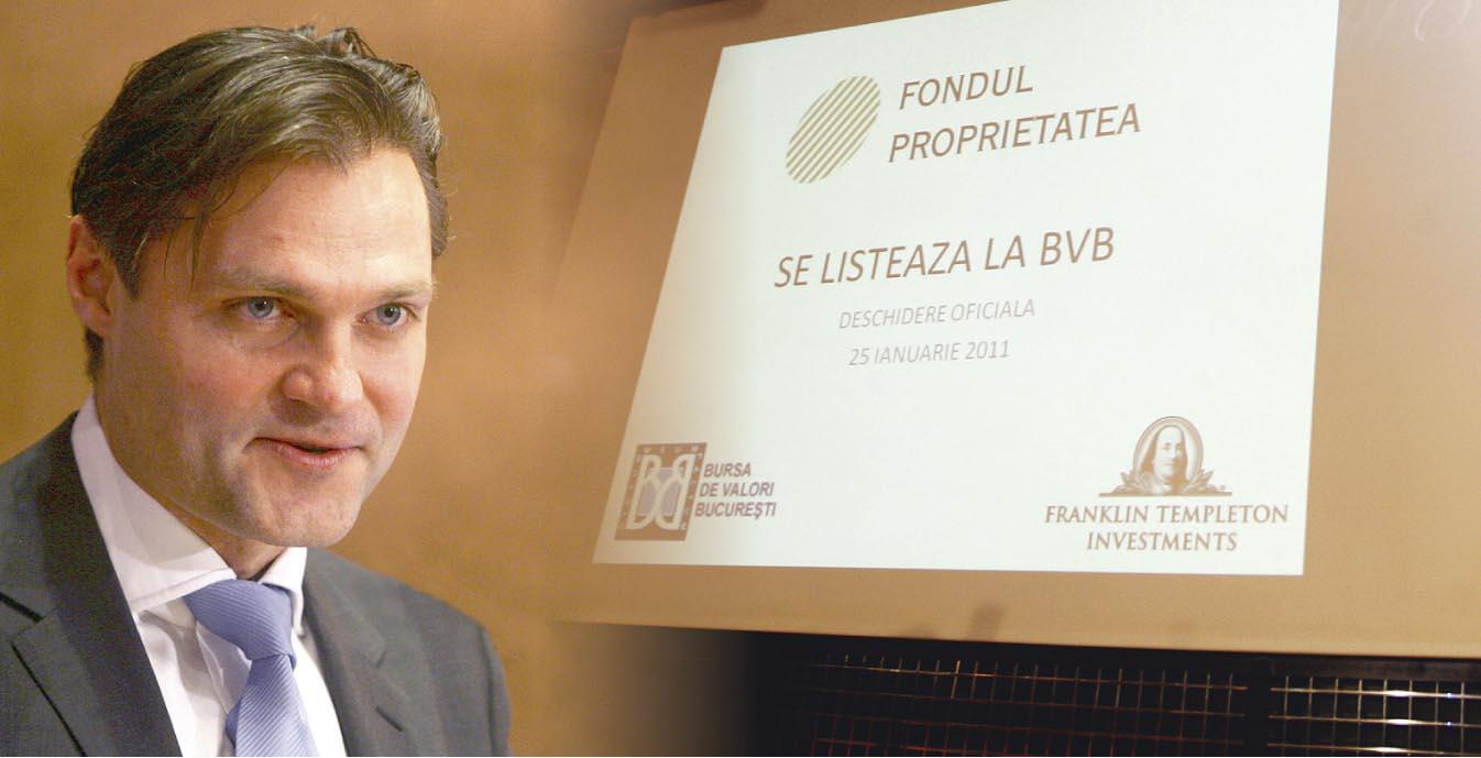 Fondul Proprietatea se va lista pe bursa din Varşovia până la sfârşitul anului
