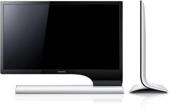 Noua generaţie de monitoare Samsung Seria 7 HDTV, disponibilă în România