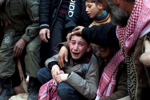 Bilanţul violenţelor din Siria a depăşit 10.000 de morţi